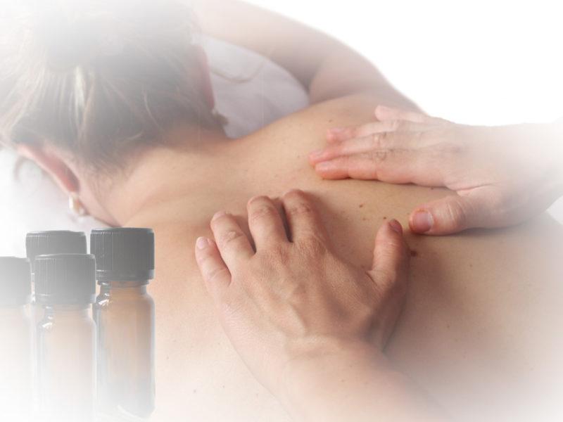 Massage-, Bindegewebe-, und sanfte Wirbelsäulentherapie